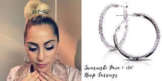 gaga earrings gaga the model we all need eternal sparkles