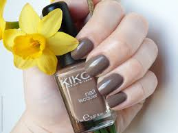 review kiko nail lacquer in 322 caffe latte adjusting beauty