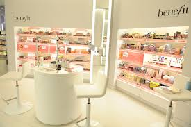 decoration cosmetic shop design retail spaces pinterest
