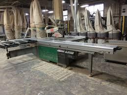 altendorf sliding table saw altendorf f45 sliding table panel saw 12 used machine for sale