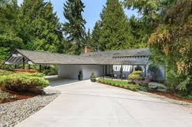 Home Sleek Home by Midcentury Ralph Anderson Home Listed On Mercer Island For 1 6