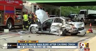 man causes pileup on ohio interstate ny daily news