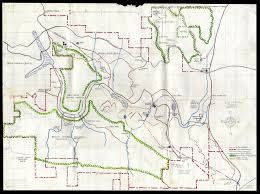 Los Angeles Area Map by This Is The Hand Drawn Map Association An Ongoing Archive Of