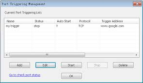 auto port forwarding tool port trigger easy port trigger software to use