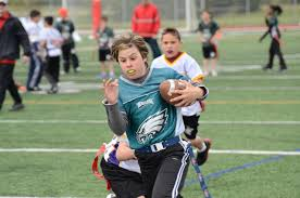 Flag Football Equipment Check Out Cfi U0027s Co Ed Youth Nfl Flag Football In Ottawa