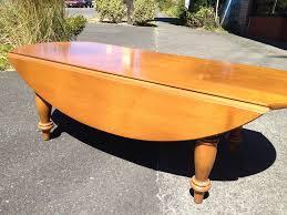 drop leaf coffee tables maple drop leaf coffee table by conant ball furniture make u2026 flickr