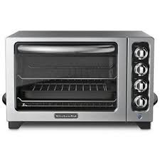 Toaster Oven Broil Kitchenaid Rr Kco222qg Countertop Oven Liquid Graphite Toaster