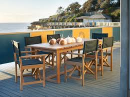 Eco Outdoor Furniture by Outdoor Dining Tables Designed For Entertaining Eco Outdoor