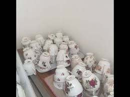 secondhand catering equipment crockery and china vintage bone