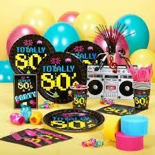 90s Theme Party Decorations 70 Best Bday Party Themed 80 U0027s Theme Images On Pinterest 80 S