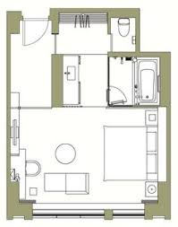 plan d une chambre d hotel the lalu qingdao concept salle de bains et salle