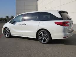 2018 new honda odyssey elite automatic at honda north serving
