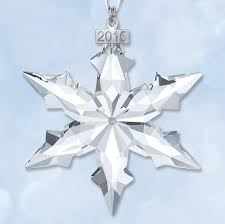 2015 swarovski annual star ornament sterling collectables