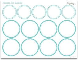 printable jar label sheets printable jar label template jar labels label templates and
