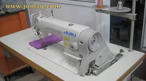juki ddl 8700 with servo motor silent machine youtube