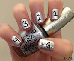 Nail Art Designs For New Years Eve 91 Best Christmas New Years Nails Images On Pinterest Make Up