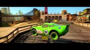 20 mcqueen cars colors green red yellow disney pixar dinoco