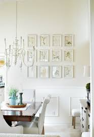 dining room makeover and paint color reveal at the picket fence