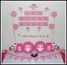 Baptism Party Decorations Baptism Christening Party Balloons And Decorations Ebay