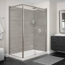 Maax Shower Door U Tile Shower Wall Panels