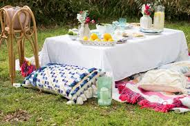 Backyard Items Always Rooney A Backyard Summer Picnic With Anthropologie
