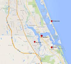 Florida East Coast Map by Contact Us Shrimpers Stuart Restaurants