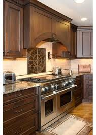 Western Style Kitchen Cabinets Kitchen Cabinets Painted With Rust Oleum Metallic Accents Color