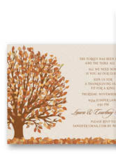 thanksgiving invitations