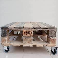 Wooden Coffee Table With Wheels by Best 20 Pallet Coffee Tables Ideas On Pinterest Paint Wood