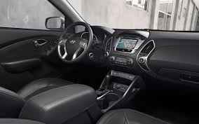 hyundai tucson night 2010 hyundai tucson limited awd long trem verdict truck trend