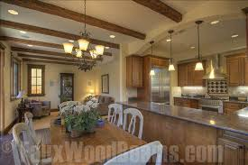 Living Room Ceiling Beams 15 Faux Wood Ceiling Beam Ideas Photos