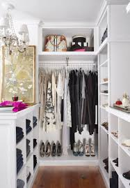 small walk in closet ideas for optimizing your minimalist space