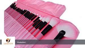 de u0027lanci 32pc professional make up brush set cosmetic foundation