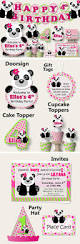 best 25 panda baby showers ideas on pinterest panda party