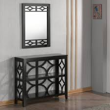 hallway table and mirror sets hallway table and mirror sets wayfair
