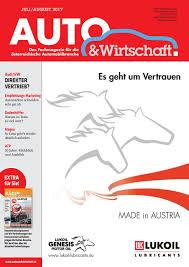 Schreibtisch Eckl Ung Auto U0026 Wirtschaft 07 08 2017 By A U0026w Verlag Gmbh Issuu
