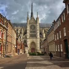 france amiens cathedral and memories on childhood