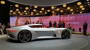 concept renault renault trezor concept 9