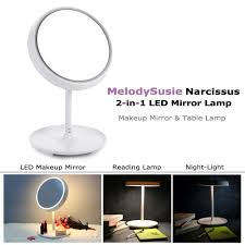 amazon com melodysusie makeup mirror table lamp narcissus