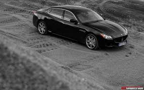 maserati white sedan 2014 maserati quattroporte gts review gtspirit