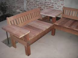 Redwood Patio Table Redwood Outdoor Furniture Inspiration Make A Patio Table