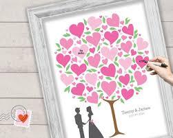 guest book alternatives for weddings wedding guest book alternative heart tree árbol firmas 2153569