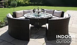 Rattan Garden Furniture Sofa Sets Innovative Outdoor Dining Sofa Set Jamaican Outdoor Wicker Patio