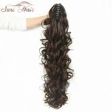 claw hair online shop suri hair 32 inch women claw on ponytail extensions