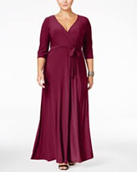 Red Cocktail Dress Plus Size Party Cocktail Plus Size Dresses Macy U0027s