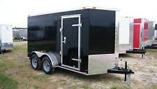 V Nose Enclosed Trailer Cabinets by Cargo U0026 Utility Trailers Ebay
