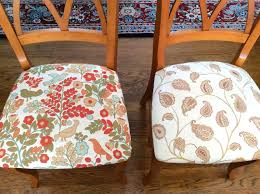 how to reupholster dining room chairs dining chairs painted chair for outdoors refurbished dining