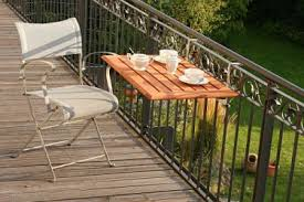 tavolino da terrazzo tavolino da balcone pieghevole soluzioni per casa