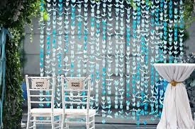 wedding backdrop singapore aloysius and s wedding at the fullerton hotel
