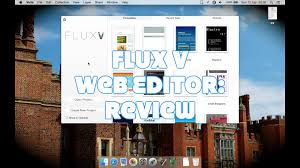 Free House Design Software For Mac Reviews Flux V Web Design App For Mac Review Youtube